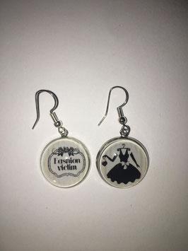 Boucles d'oreilles C010