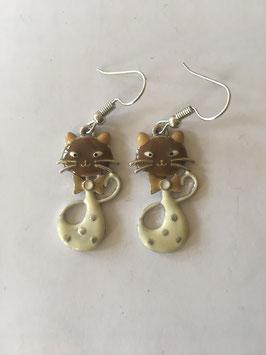 Boucles d'oreilles A020