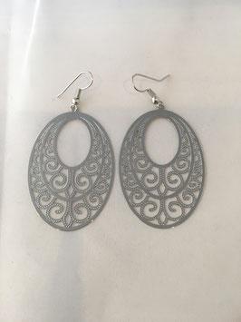 Boucles d'oreilles F010