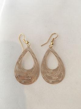 Boucles d'oreilles F011