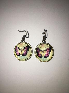 Boucles d'oreilles C011