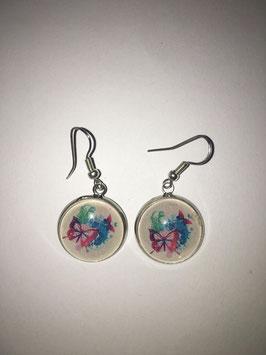 Boucles d'oreilles C028