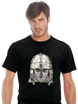 "T Shirt ""Viking Suttonhoo helmet"""