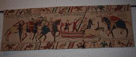 """Gobelin Wandteppich """"Teppich von Bayeux"""" 135 x 45cm (WT-941)"""