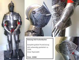 Ritterrüstung Fechenbacher komplett (SCHN-R10)