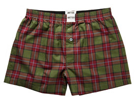 VATTER Boxer Short *Loose Larry Red Green*