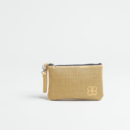 VERENA BELLUTTI MAKE UP BAG SMALL *PARIS GOLD*