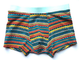 Colorio Organics Boxer *Holiday Stripes*