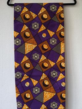 Torsodoek Paars & Geel/Oranje blokken