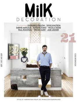 Milk DECORATION  N°21