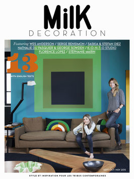 Milk DECORATION  N°13