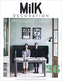Milk DECORATION  N°26