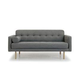 ORPHAN 170 sofa / street 013 steel