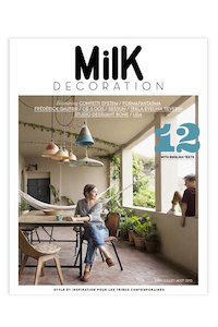 Milk DECORATION  N°12
