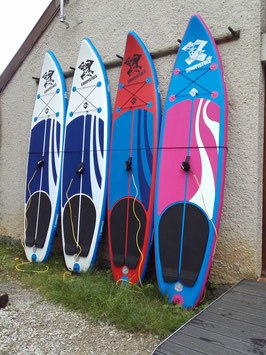 Stand Up Paddle SURFPISTOLS 10,6 Pirate