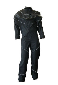 Drysuit Dryfashion Black performance Silver