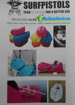 Relax Sofa SURFPISTOLS