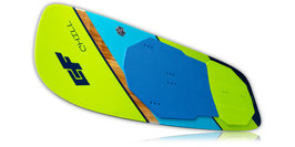 Kitefoil Board Pocket Crazy Fly Chill