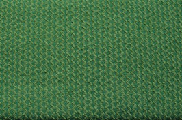 Hapilu Wollstrickstoff Struktur Hellgrün/Dunkelgrün