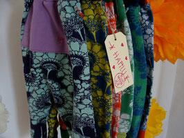 Bündchenhose mit Tasche 100-120 diverse Farben auf Anfrage