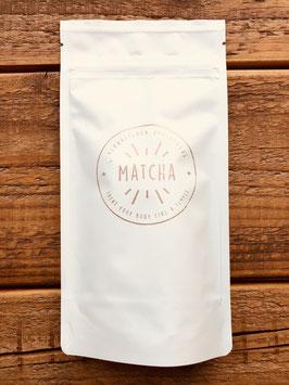 Matcha-Grünteepulver