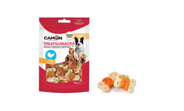 CHICKEN SNACK CANE CAMON 100G