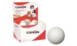 Palla da baseball in gomma per cani