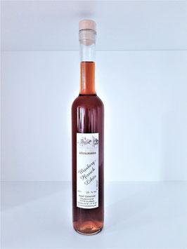 Weinberg-Pfirsich-Likör (0,5 L)
