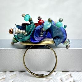 Ring Blau Türkis