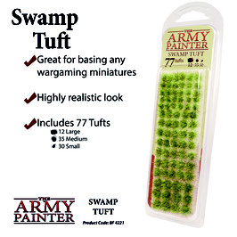 Army Painter Swamp Tuft Basing Material