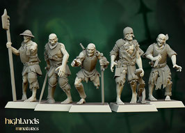 HM: Zombie Krieger