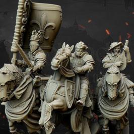 HM: Freie Menschen Kavallerie Kommandogruppe