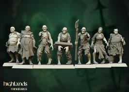 HM: Zombie Zivilisten