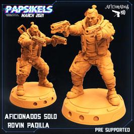 Rovin Padilla Revolverheld