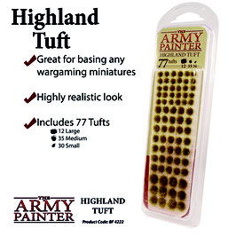 Army Painter Highland Tuft Basing Material