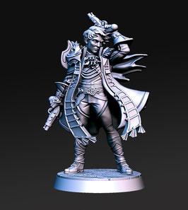 Irvid Piraten Pistolier