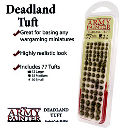 Army Painter Deadland Tuft Basing Material