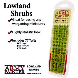 Army Painter Lowland Shrubs Basing Material
