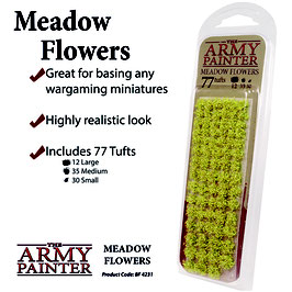 Army Painter Meadow Flowers Basing Material
