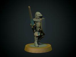 Brite Minis Ritter zu Fuß mit Langschwert