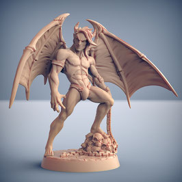 Vanos Dämonisches Male Model