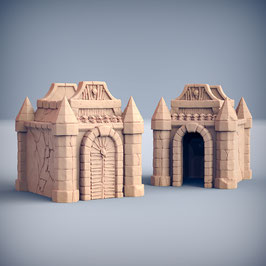Mausoleum / Grabmal