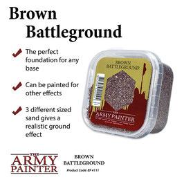 Army Painter Brown Battleground Basing Material