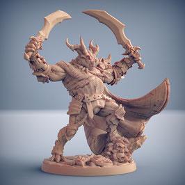 Namraax Draconoid Held/ Krieger