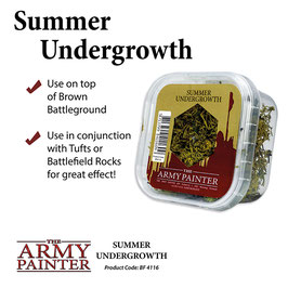 Army Painter Summer Undergrowth Basing Material