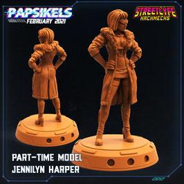 Jennilyn Harper Teilzeit Model