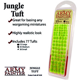 Army Painter Jungle Tuft Basing Material