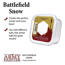 Army Painter Battlefield Snow Basing Material