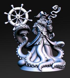 Captain Quidd verfluchter Pirat