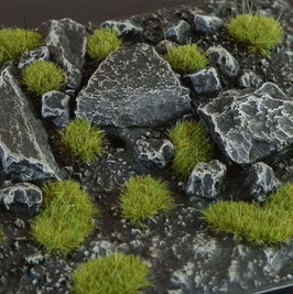 Gamers Grass Dry Green 2mm Basing Material